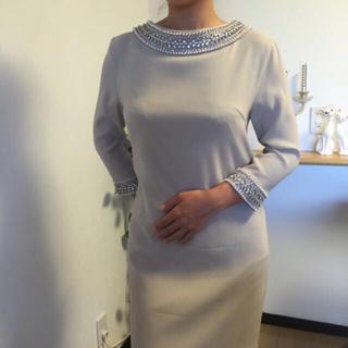 グレースコンチネンタル(GRACE CONTINENTAL)のグレース ワンピース ドレス(ミニワンピース)