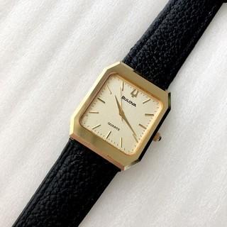 ブローバ(Bulova)のBULOVA ブローバ メンズクォーツ腕時計 稼動品(腕時計(アナログ))