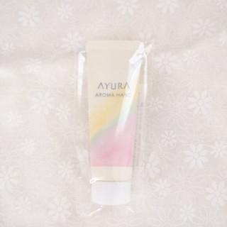 アユーラ(AYURA)の新品未使用アユーラハンドクリーム10g(ハンドクリーム)
