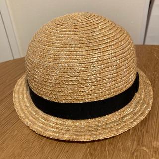 コドモビームス(こども ビームス)のCLASKA クラスカ ストローハット ベビー48cm(帽子)