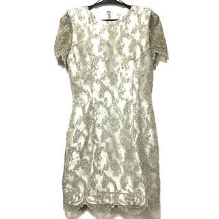 フォクシー(FOXEY)のフォクシー ドレス サイズ38 M レディース(その他ドレス)