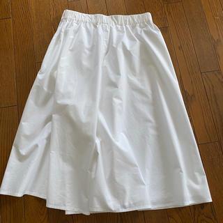 クミキョク(kumikyoku(組曲))の組曲ガウチョパンツ白2サイズ(カジュアルパンツ)