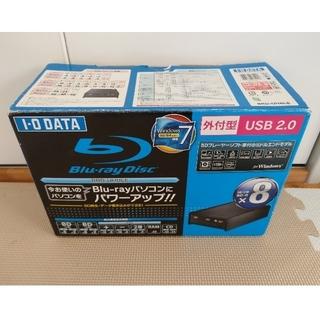 アイオーデータ(IODATA)のI-O DATA ブルーレイドライブ BRD-UH8LE 外付型(PC周辺機器)