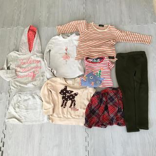 ベビーギャップ(babyGAP)のオシャレ女の子 秋冬 まとめ売り サイズ100 (その他)