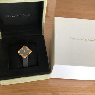 ヴァンクリーフアンドアーペル(Van Cleef & Arpels)のヴァンクリーフ&アーペル ヴィンテージアルハンブラ 時計(腕時計)
