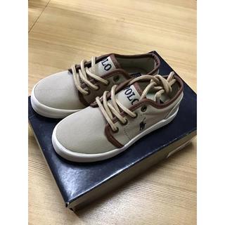 ラルフローレン(Ralph Lauren)のラルフローレン☆17センチ☆未使用靴(その他)
