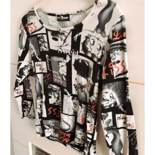 ベティちゃんのロングTシャツ(Tシャツ/カットソー(七分/長袖))