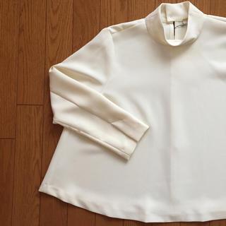アクアガール(aquagirl)のアクアガール ♡ 白ブラウス(シャツ/ブラウス(長袖/七分))