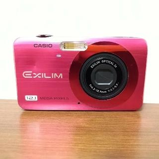 カシオ(CASIO)の送料込★CASIO EXILIM★EX-Z90★デジカメ★ピンク(コンパクトデジタルカメラ)
