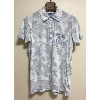 ディーゼル(DIESEL)のディーゼル ポロシャツ  和柄(ポロシャツ)