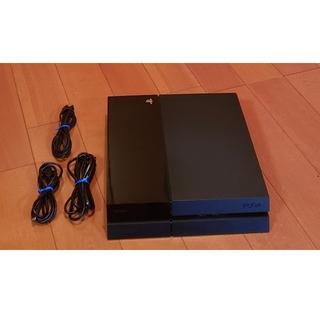 プレイステーション4(PlayStation4)のPS4 本体 500GB CUH-1000 動作確認済 プレステ4(家庭用ゲーム機本体)