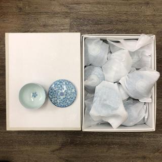 コウランシャ(香蘭社)の香蘭社 湯呑み10個セット(グラス/カップ)