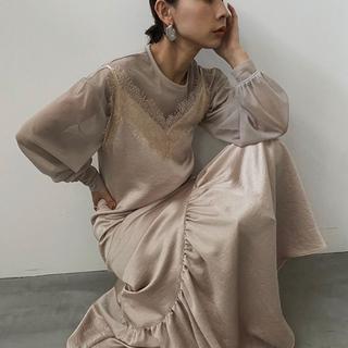 アメリヴィンテージ(Ameri VINTAGE)の最終 ameri  LADY LAYERED CAMI DRESS(ひざ丈ワンピース)