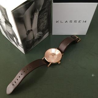 ビームス(BEAMS)のKLASSE14 クラスフォーティーン 腕時計 USED(腕時計)