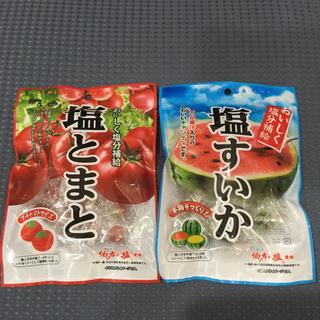 ■塩キャンディ 塩すいか2袋(菓子/デザート)