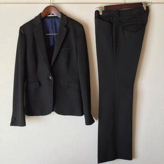 オリヒカ(ORIHICA)のオリヒカ パンツスーツ 11/13 大きいサイズ 超美品 OL ビジネス 秋冬(スーツ)