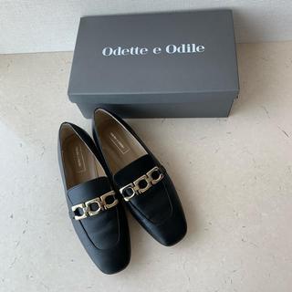 オデットエオディール(Odette e Odile)のオデット エ オディールのローファーパンプス ♪(ローファー/革靴)