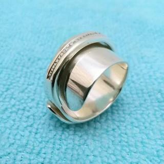 ティファニー(Tiffany & Co.)のティファニーヴィンテージリング バターナイフ メンズ レディース(リング(指輪))