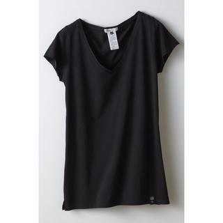 ダブルスタンダードクロージング(DOUBLE STANDARD CLOTHING)の❣️人気❣️割引❣️サイロプレミアムVネックTシャツ(Tシャツ(半袖/袖なし))