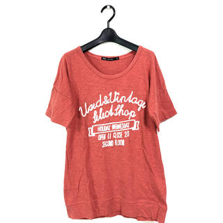マックハウス(Mac-House)の〈B〉送料無料!Mac Houseレディース刺繍カットソーTシャツ(Tシャツ(半袖/袖なし))
