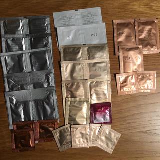 est - エスト 基礎化粧品 ファンデーション サンプルセット
