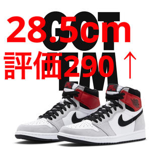 ナイキ(NIKE)のAIR JORDAN 1 RETRO HIGH OG smoky 28.5cm(スニーカー)