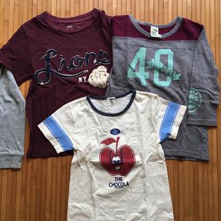 ギャップキッズ(GAP Kids)のTシャツ 3枚セット 130cm〜(Tシャツ/カットソー)