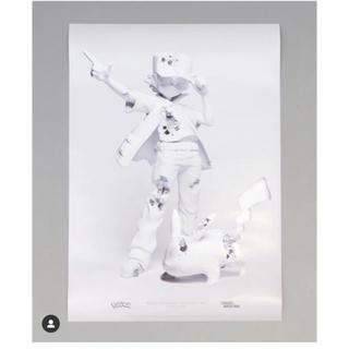 メディコムトイ(MEDICOM TOY)のDaniel Arsham×Pokémon×2G ポスターサトシ&ピカチュウ (ポスター)