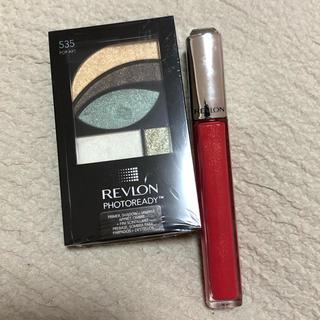 レブロン(REVLON)のREVLON アイシャドウ リップ セット(アイシャドウ)
