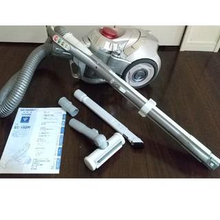 SHARP - ジャンク品 SHARP サイクロン掃除機 ec-vx200