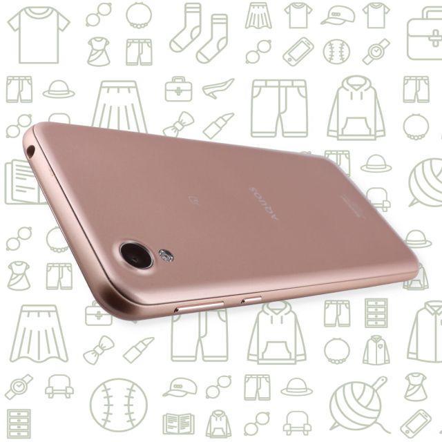 AQUOS(アクオス)の【B】AQUOSsenseplus/SH-M07/32/SIMフリー スマホ/家電/カメラのスマートフォン/携帯電話(スマートフォン本体)の商品写真