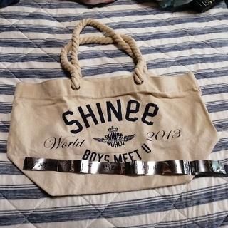 シャイニー(SHINee)のSHINee バッグ&銀テープとKEYトレカ(K-POP/アジア)