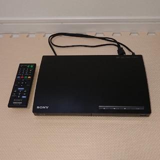 ソニー(SONY)のSONY ブルーレイディスクプレイヤー BDP-S190(ブルーレイプレイヤー)