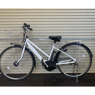 ヤマハ(ヤマハ)のYAMAHA  PAS CITY 8段変則 8.9AH 新基準電動アシスト自転車(自転車本体)
