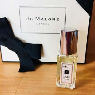 ジョーマローン(Jo Malone)の〈Jo Malone〉ライム バジル&マンダリン コロン 9ml(その他)