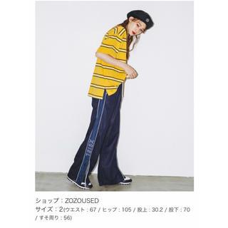 エックスガール(X-girl)のパンツ(デニム/ジーンズ)