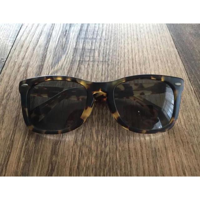 Ayame(アヤメ)のSEA×ayame サングラス レディースのファッション小物(サングラス/メガネ)の商品写真
