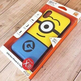 ミニオン(ミニオン)のIIIfi+ ミニオンズ iPhoneXR ケース MINI115A(iPhoneケース)