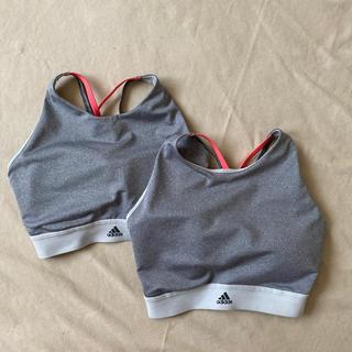 アディダス(adidas)のスポーツブラ(ブラ)
