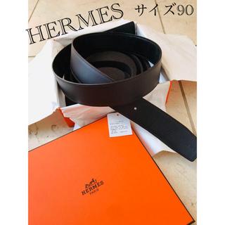 エルメス(Hermes)の美品 エルメス  コンスタンス リバーシブル メンズ ベルト 90(ベルト)