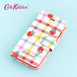 キャスキッドソン(Cath Kidston)の【週末限定☆値引き】キャスキッドソン iPhoneケース  いちご スマホケース(iPhoneケース)