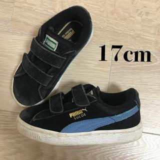 PUMA - ♡PUMA♡17cm 靴 スウェード