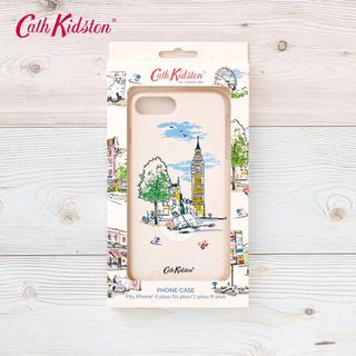 キャスキッドソン(Cath Kidston)の【週末限定☆値引き】キャスキッドソン iPhone plusケース スマホケース(iPhoneケース)
