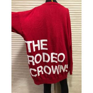 ロデオクラウンズ(RODEO CROWNS)の❤RODEO CROWNSニットワンピース❤(ひざ丈ワンピース)