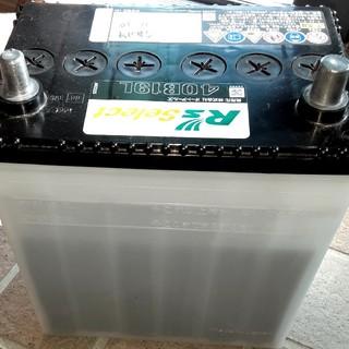 スズキ(スズキ)の バッテリー本体  軽自動車用 バッテリー本体  (メンテナンス用品)