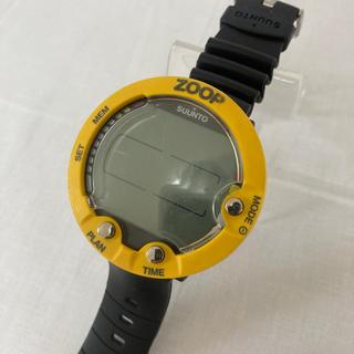 スント(SUUNTO)の工藤様 SUUNTO  ZOOP ダイブコンピュータ 水中時計 (マリン/スイミング)