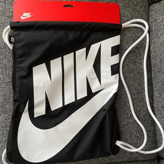 ナイキ(NIKE)の【大幅値下げ】ナイキ NIKE 13L ジムサック スポーツバッグ ナップザック(バッグパック/リュック)