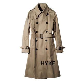 ハイク(HYKE)のHYKE トレンチコート(トレンチコート)
