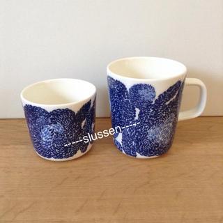 マリメッコ(marimekko)のマグカップ+ラテマグ(マグカップ)