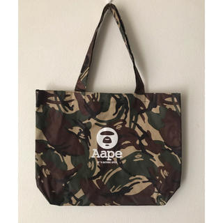 A BATHING APE - ★未使用★ A BATHING APE トートバッグ